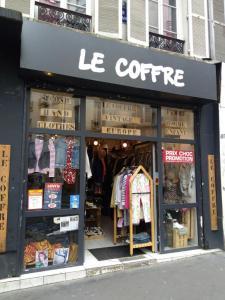 Le Coffre - Vêtements femme - Paris