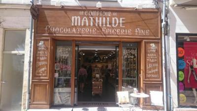 Le Comptoir De Mathilde Angers - Chocolatier confiseur - Angers