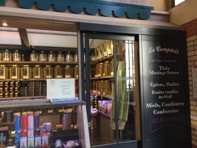 Le Comptoir depuis 1989 - Magasin de thé - Rennes