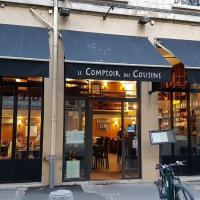 LE COMPTOIR DES COUSIN - LYON
