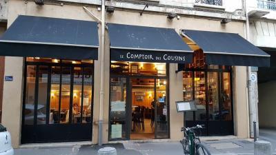 le Comptoir des Cousin - Restaurant - Lyon