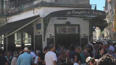Le Comptoir du Foie Gras CENTR'HALLES - Ébénisterie d'art et restauration de meubles - Biarritz