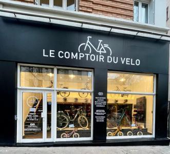 le Comptoir du Velo - Vente et réparation de vélos et cycles - Paris