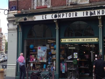 le Comptoir Irlandais - Vêtements homme - Lille