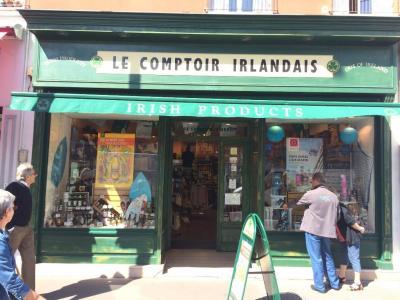 Le Comptoir Irlandais - Cadeaux - Le Havre