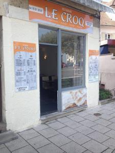 Le Croq - Restaurant - Néris-les-Bains