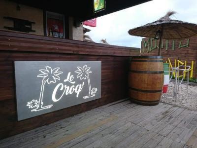 Le Croq' - Restaurant - Gruissan