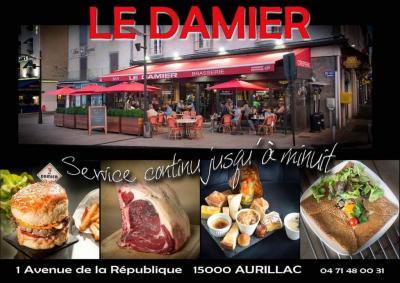 Le Damier - Restaurant - Aurillac