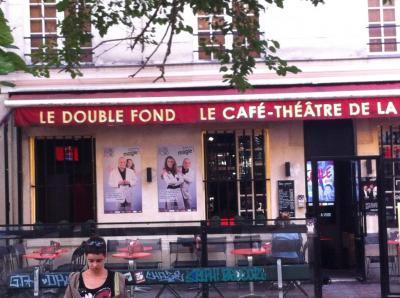 Le Double Fond - Théâtre - Paris