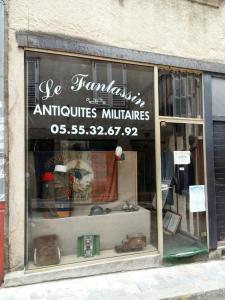 Le Fantassin - Achat et vente d'antiquités - Limoges