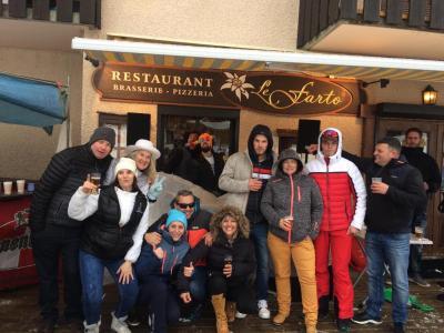 Restaurant Le Farto - Restaurant - Taninges