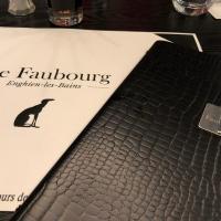 LE FAUBOURG D'ENGHIEN - ENGHIEN LES BAINS