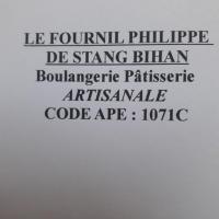 Le Fournil Philippe De Stang Bihan - QUIMPER