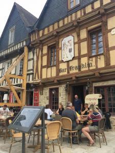 Le Franklin - Restaurant - Auray