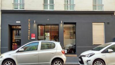 Le Glam's Hotel - Hôtel - Paris