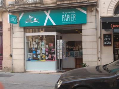 Le Gout Du Papier - Loisirs créatifs et travaux manuels - Bordeaux