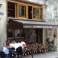 LE GRENIER DE NOTRE DAME - PARIS