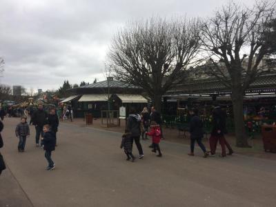 Le Jardin D'Acclimatation - Restaurant - Paris