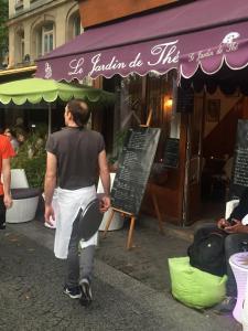 Le Jardin de Thé SARL - Salon de thé - Paris