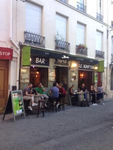 Le Komptoir - Café bar - Paris