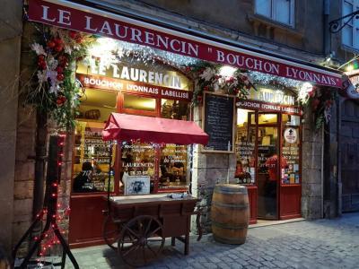 Le Laurencin Eden Fruits - Restaurant - Lyon