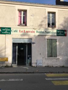 Le Lorrain - Café bar - Nantes