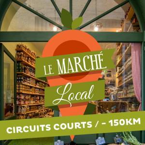 Le Marché Local - Alimentation générale - Montpellier