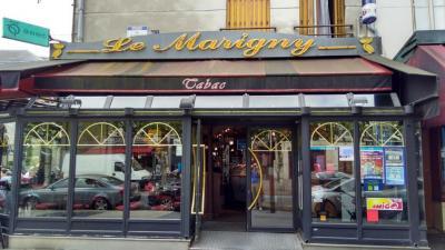 le Marigny Vayssier Pascal Michel - Café bar - Vincennes