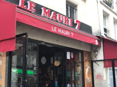 Le Mauri 7 - Bar à thèmes - Paris