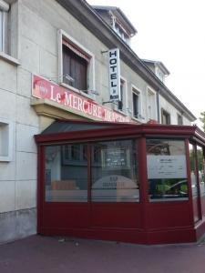Le Mercure Café Brasserie - Restaurant - Elbeuf