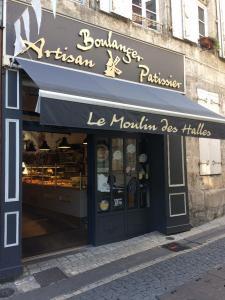 Le Moulin Des Halles - Restaurant - Angoulême
