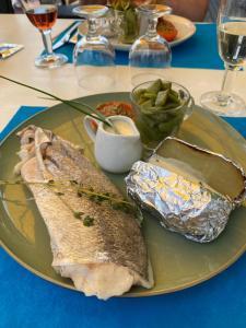 Le Moussaillon - Restaurant - Meschers-sur-Gironde