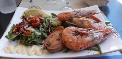 Le P'tit Bateau - Restaurant - Argelès-sur-Mer