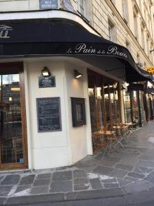 Le Pain Quotidien Bourse - Parking public - Paris