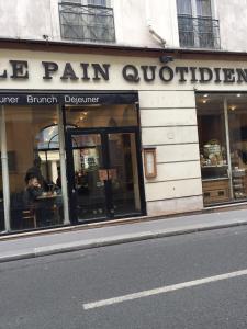 Le Pain Quotidien - Boulangerie pâtisserie - Paris