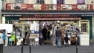 Le Palais Des Affaires - Magasin de meubles - Paris
