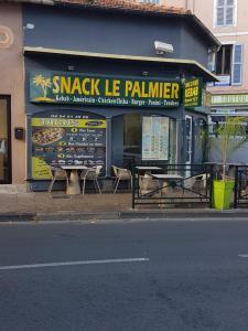 Le Palmier - Restaurant - Hyères