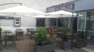 Le Patio 54 - Restaurant - Tassin-la-Demi-Lune