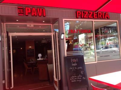 Le Pavi Le Pavillon d'Arguin - Restaurant - Arcachon