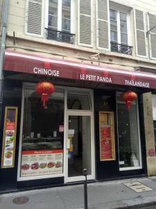 Le Petit Panda - Restaurant d'entreprises et collectivités - Paris