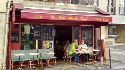 Le Petit St Paul - Café bar - Paris