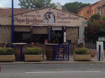 Le Pique Bouffigue - Restaurant - Hyères