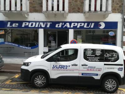 Point D' Appui Perrosien - Petits travaux de jardinage - Perros-Guirec