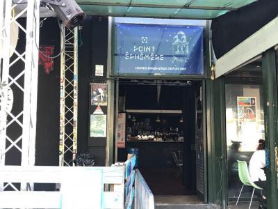 Le Point EphEmEre - Bar à thèmes - Paris