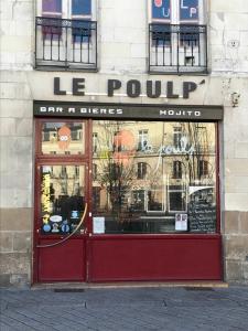 Le Poulp' LA PETITE PERRUCHE - Café bar - Nantes