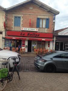 Le Rallye - Café bar - Arcachon