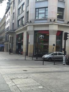 le Rendez-vous Toyota Toyota Motor Europe - Concessionnaire automobile - Paris