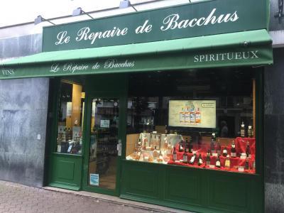 Le Repaire de Bacchus - Courtier en vins - Paris