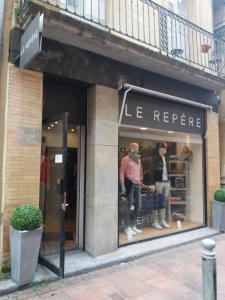 Le Repère - Vêtements homme - Toulouse