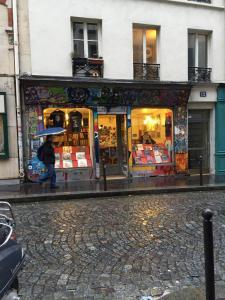 Le Rideau de Fer - Disquaire - Paris